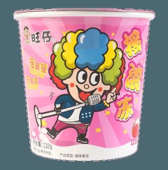台湾旺旺 摇滚冻 草莓味 132g