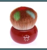 [日本直邮]KOYUDO 晃祐堂 可爱蘑菇刷 散粉腮红刷 #红色