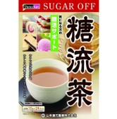 YAMAMOTO Mixed Herbal Sugar Flow Diet Tea (10g*24 Bags)