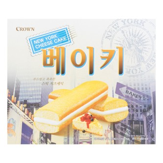 韩国CROWN 芝士蛋糕卷 170g