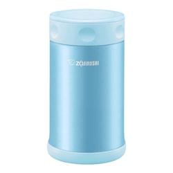 ZOJIRUSHI Stainless Steel Food Jar AQUA BLUE 750ml SW-FCE75-AB