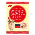 【日本直邮】 NOBEL诺贝尔制菓 黑糖珍珠奶茶味硬糖90g