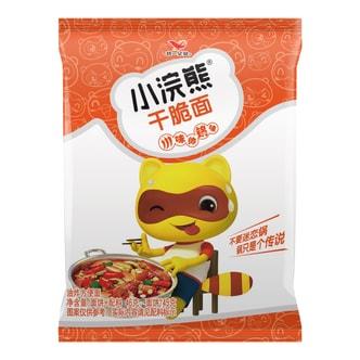 台湾统一 小浣熊干脆面 川味帅锅味 46g