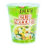 日本NISSIN日清 合味道 杯装方便面 鸡肉味 74g