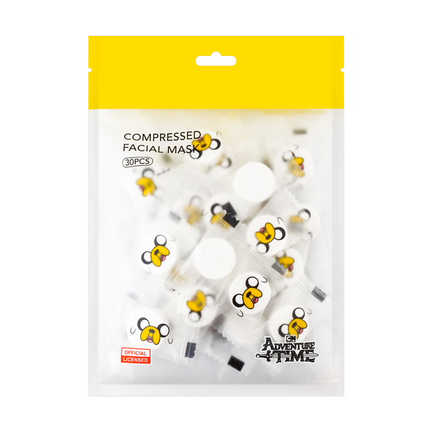 Product Detail - MINISO Compressed Facial Mask 30pcs Random Colors Provided - image 0