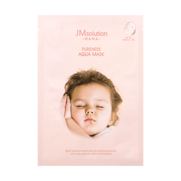 JM SOLUTION PURENESS AQUA Mask 1sheet