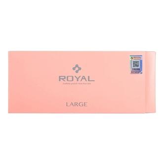日本ROYAL 皇家脐带血引流干细胞嫩肤抗衰老胎盘素精华液 90片入 117ml
