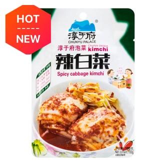 淳于府 韩国式泡菜 辣白菜 100g
