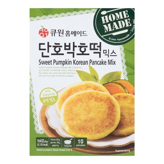 QONE Sweet Pumpkin Korean Pancake Mix 400g