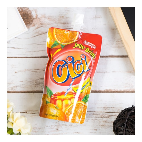 CICI Jelly Drink Orange Flavor 150g