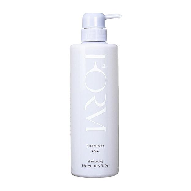 商品详情 - 日本POLA 馥美无硅油修护型洗发水 550ml - image  0