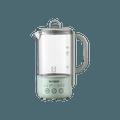 北鼎BUYDEEM 迷你全自动电热一体养生壶烧水壶 K313 美国版  浅杉绿 0.6L 120V 300W