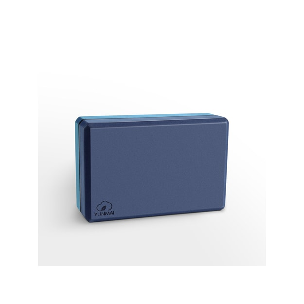 XIAOMIYOUPIN YUNMAI yoga block   dark blue