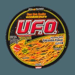 日本NISSIN日清 UFO 飞碟炒面 日式炒面风味 116g