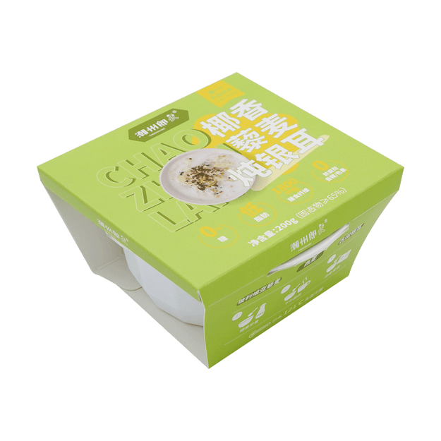 Product Detail - CHAOZHOULANG Peach Gum Gleditsia Sinensis Soup Natural Flavor 200g - image 0