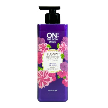 ON THE BODY Body Wash Happy Breeze 500g