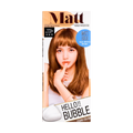 MISE EN SCENE Hello bubble Hair Foam Color Matt Gold