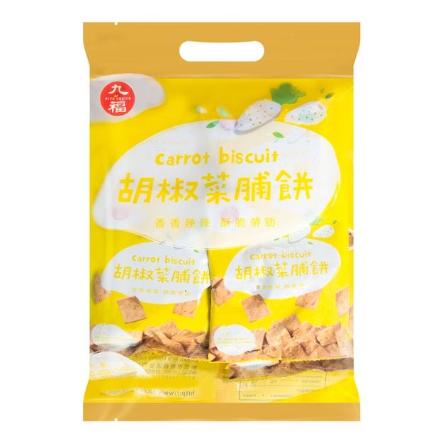商品详情 - 台湾九福 胡椒菜脯饼 200g - image  0