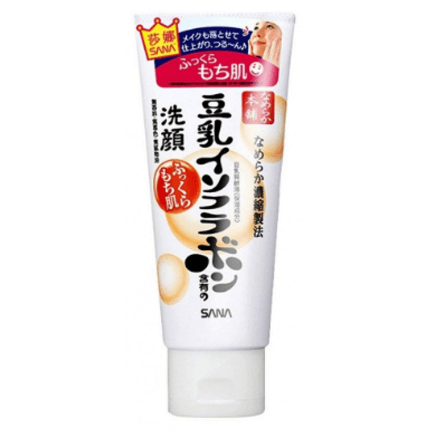 Product Detail - SANA NAMERAKA HONPO ISOFLAVONE Cleansing Wash 150g - image 0