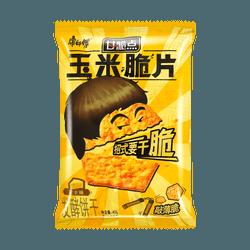 康师傅 甘脆点 玉米脆片 芝士味 40g