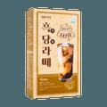 韩国BRONS 黑糖拿铁冲饮 20g*10