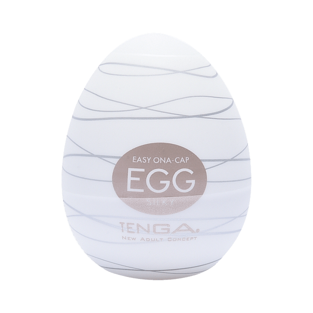 Product Detail - TENGA EGG SILKY 1pc - image 0