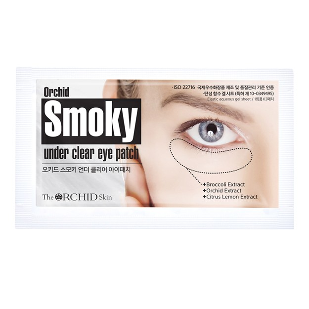 Product Detail - THE ORCHID Smoky Under Youth Eye Patch - image 0