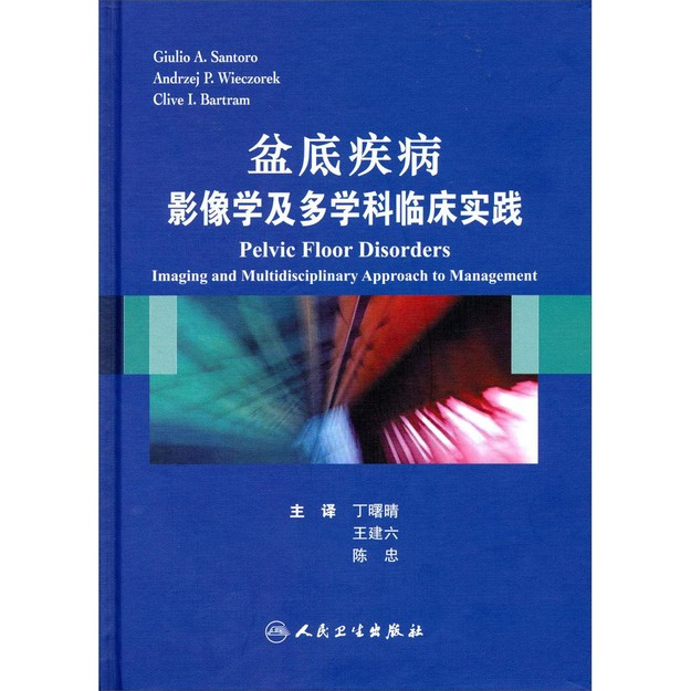 商品详情 - 盆底疾病:影像学及多学科临床实践(翻译版) - image  0