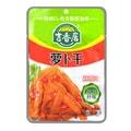 JIXIANGJU Hot Spicy Pickled Radish 80g