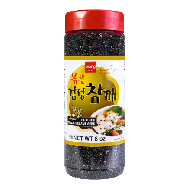 Product Detail - WANG Roasted Black Sesame Seed 227g - image 0