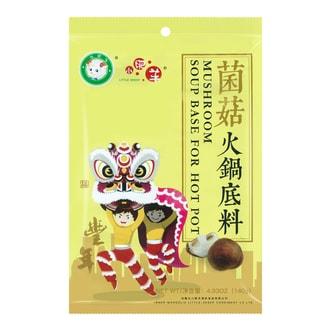 小肥羊 菌菇火锅底料 140g