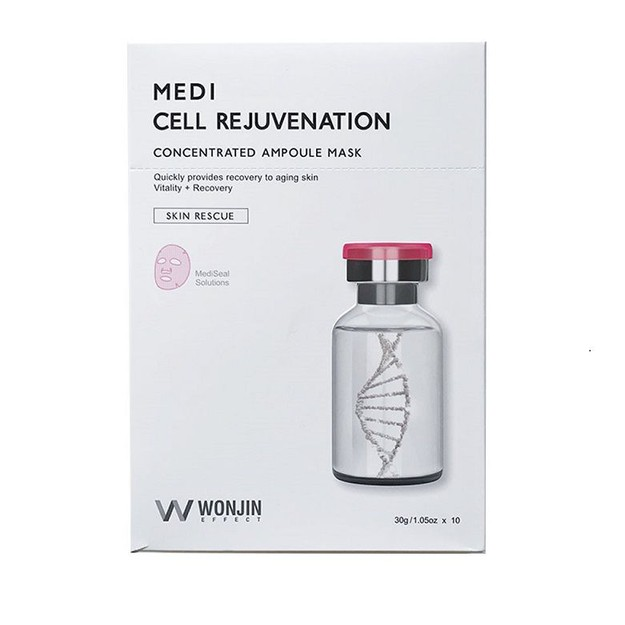 Product Detail - WONJI EFFECT Medi Cell Rejuvenation Mask 1pcs - image  0