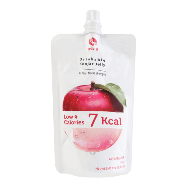 Product Detail - Jelly B. Konjac Drink Apple Flavor Low Calories Drink 150ml - image 0
