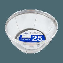 日本  Pearl パール金属 Gooty 不锈钢滤网 25CM H-5905 面粉筛 烘焙专用