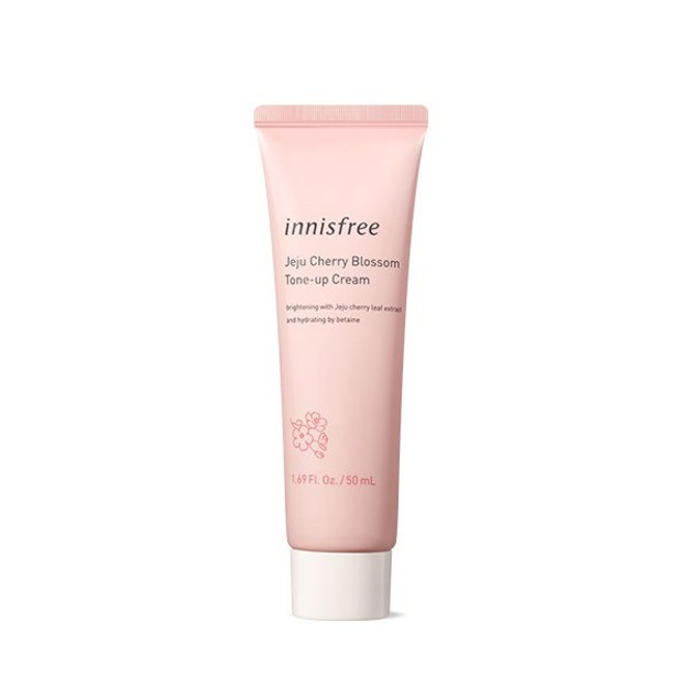 Product Detail - INNISFREE Jeju Cherry Blossom Tone up Cream TUBE 50ml - image 0