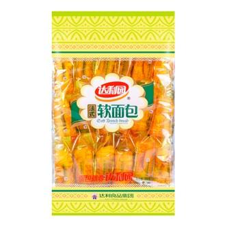 达利园  法式软面包 香橙味 18枚入  360g