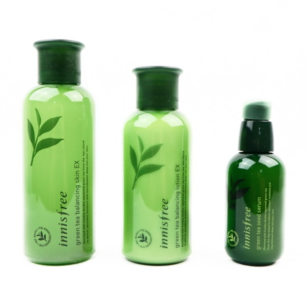 Product Detail - INNISFREE Green Tea 3pc Special Set - image 0