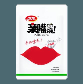 卫龙 亲嘴烧 调味面制品 麦辣鸡汁味 300g
