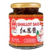 台湾牛头牌 拌面拌饭调料红葱酱 175g