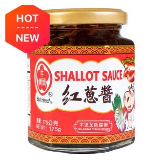 BULL HEAD Shallot Sauce 175g