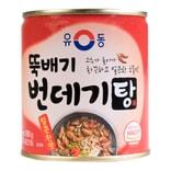 韩国YOO DONG 高蛋白即食蚕蛹罐头 辣味 280g
