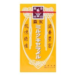 日本MORINAGA森永 浓郁牛奶味焦糖糖果 12粒入 58.8g