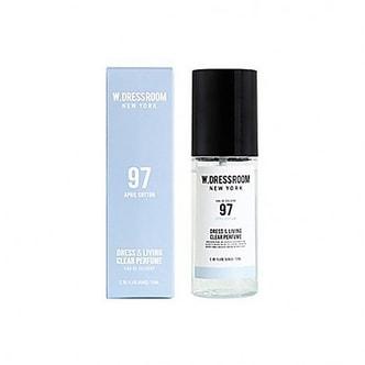 W.DRESSROOM  Dress & Living Clear Perfume No.97 (April Cotton) 70ml