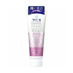 LION Enamel Pearl White Floral Mint Toothpaste 130g