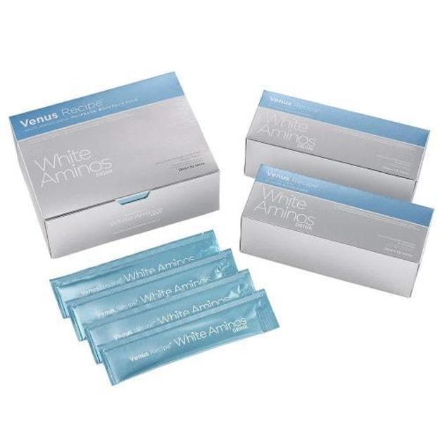 商品详情 - 日本AXXZIA晓姿 升级版氨基酸液体 白肌酸美白饮口服液 20ml×30包 美白淡斑 - image  0