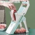 中国直邮 TIMESWOOD 切菜神器厨房手摇切菜器杠杆柠檬切片器切丝器刨丝器切肉机 一件