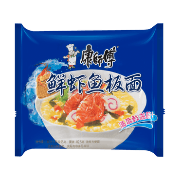 MASTER KONG Seafood Flavored Instant Noodle 95g