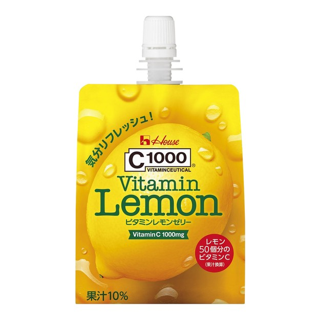 Product Detail - C1000 Vitamin C Lemon Jelly 180g - image 0