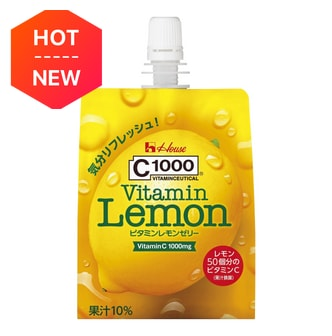 C1000 Vitamin C Lemon Jelly 180g