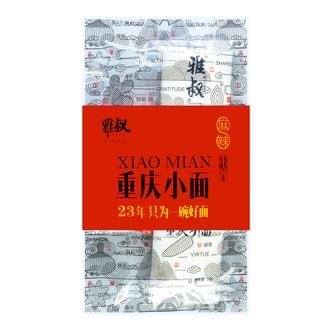 雅叔 重庆小面 麻辣味 袋装 175g